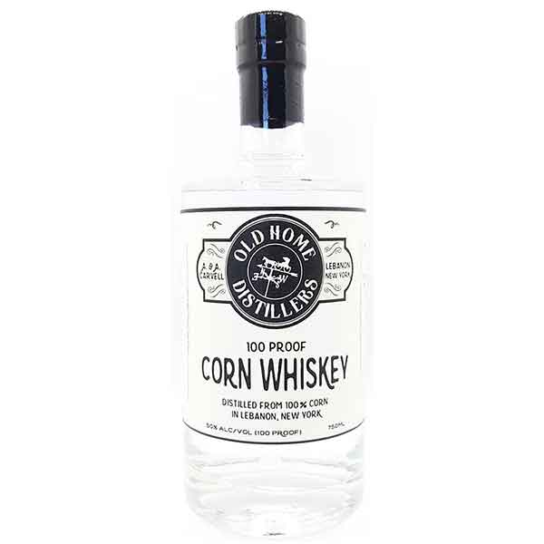 100 Proof Corn Whiskey 375 or 750 mL