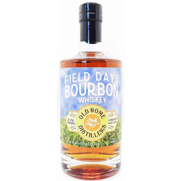 Field Days Bourbon Whiskey 375 or 750 mL